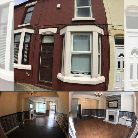 2 bedroom terraced house to rent - Dingle Vale, Liverpool, Merseyside, L8