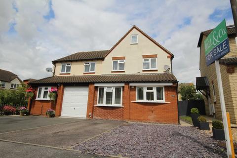 4 bedroom semi-detached house for sale - Cutsdean Close, Bishops Cleeve, Cheltenham, Gloucestershire, GL52
