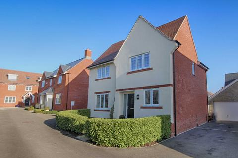 4 bedroom detached house for sale - Hurricane Drive, Stoke Orchard, Cheltenham, Gloucestershire, GL52