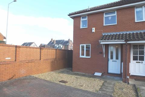 2 bedroom end of terrace house to rent - Middlehay Court, Bishops Cleeve, Cheltenham, Gloucestershire, GL52