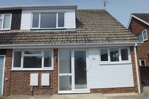 4 bedroom semi-detached house to rent - Longway Avenue, Charlton Kings, Cheltenham, Gloucestershire, GL53