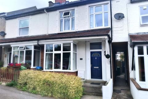 3 bedroom terraced house for sale - Fairfield Avenue, Leckhampton, Cheltenham, Gloucestershire, GL53