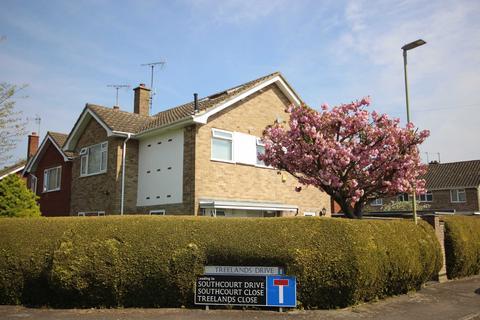 4 bedroom detached house for sale - Treelands Drive, Leckhampton, Cheltenham, Gloucestershire, GL53