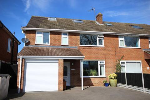 4 bedroom semi-detached house - Mill Lane, Brockworth, Gloucester, GL3