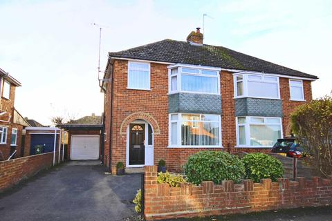 3 bedroom semi-detached house for sale - Woodlands Road, The Woodlands, Cheltenham, Gloucestershire, GL51