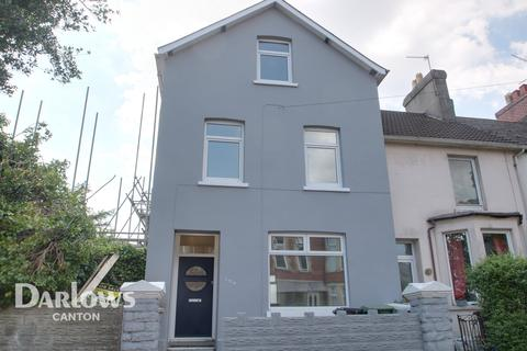 4 bedroom end of terrace house for sale - Llandaff Road, Cardiff