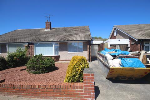 2 bedroom semi-detached bungalow for sale - Carolyn Way, Whitley Bay, Whitley Bay, NE26 3EB