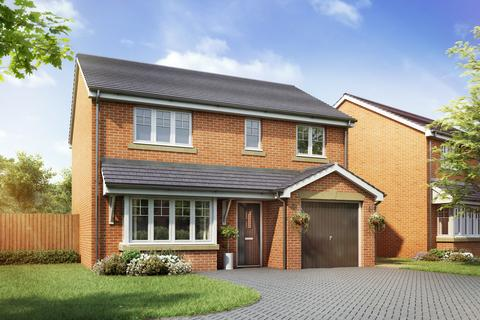 4 bedroom detached house for sale - Plot 3, Chatham at Cranberry Meadows, Cranberry Lane BB3