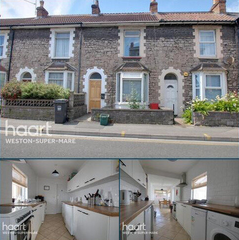 4 bedroom terraced house to rent - Town Center, BS23