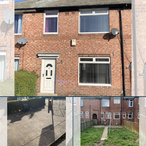 3 bedroom terraced house to rent - Alfred Street , Newcastle upon Tyne NE6