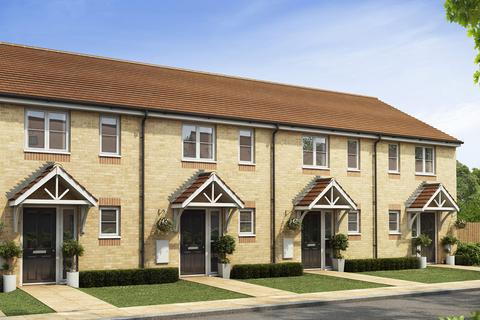 3 bedroom terraced house for sale - Plot 26, The Smith at Mitchell Gardens, West Avenue, Kidsgrove, Staffordshire ST7