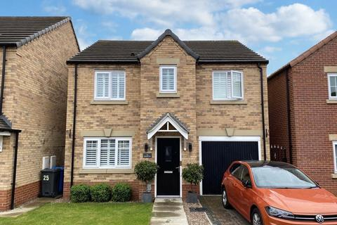 4 bedroom detached house for sale - Hallcoate View, Hull, East Yorkshire, HU8