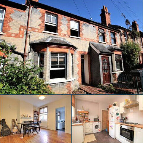 3 bedroom terraced house for sale - Beecham Road, Reading, Berkshire, RG30