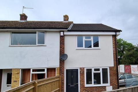 1 bedroom end of terrace house to rent - Didcot,  Oxfordshire,  OX11