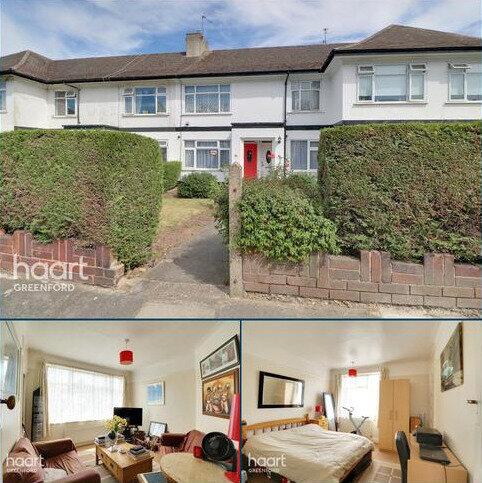 2 bedroom maisonette for sale - Goring Way, Greenford