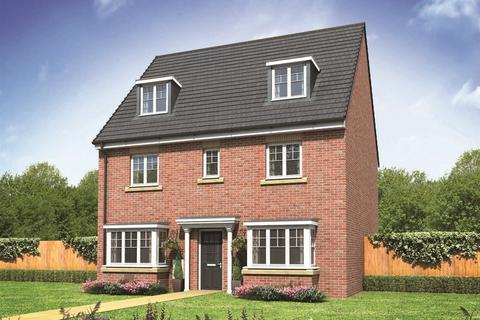 5 bedroom detached house for sale - Plot 217-o, The Regent at Gardinia Rise, Kirk Lea Road LE12