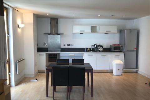 2 bedroom apartment to rent - The Bridge , 40 Dearmans Place, Salford, M3 5EW