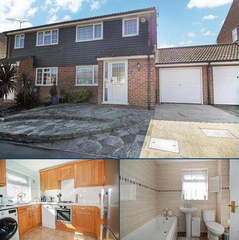 3 bedroom semi-detached house for sale - Roseberry Avenue, Langdon Hills, Basildon, Essex, SS16