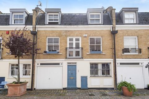 3 bedroom terraced house for sale - Elnathan Mews, Maida Vale, W9
