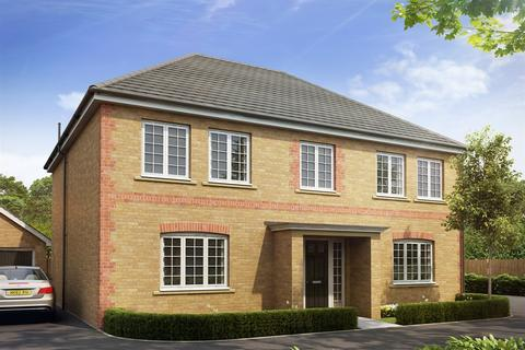 5 bedroom detached house for sale - Plot 77, The Portland at Sycamore Rise, Robin Gibb Road OX9
