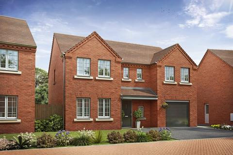 5 bedroom detached house for sale - Plot 604, The Edlingham  at Hampton Gardens, Hartland Avenue, London Road	 PE7