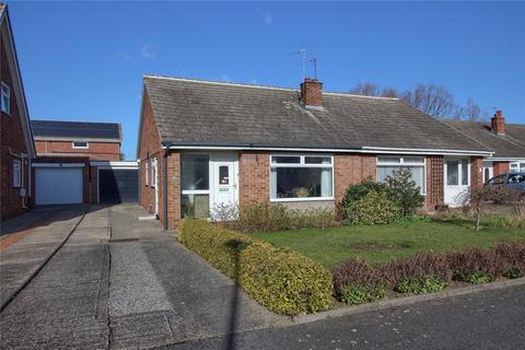 2 bedroom semi-detached bungalow for sale - Draycott Close, Redcar