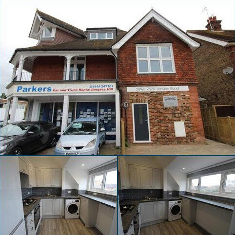 Studio to rent - London Road Burgess Hill RH15 9QU