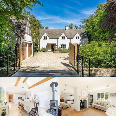 4 bedroom detached house for sale - The Moor, Minety, Malmesbury, Wiltshire, SN16