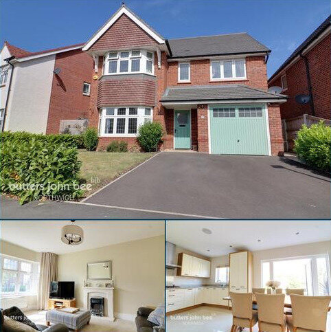 4 bedroom detached house for sale - Woods Road, Northwich