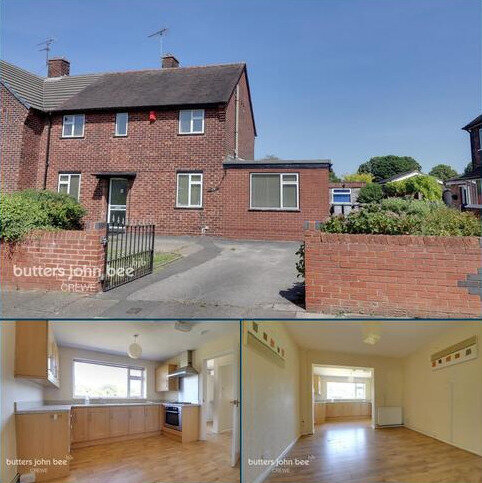 4 bedroom semi-detached house for sale - Stanhope Avenue, Crewe