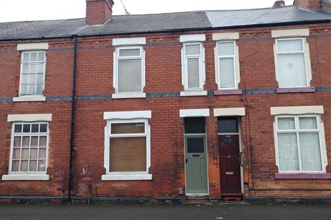2 bedroom terraced house to rent - Querneby Road, Mapperley, Nottingham, NG3
