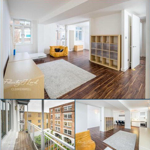 2 bedroom apartment for sale - Goswell Road, London
