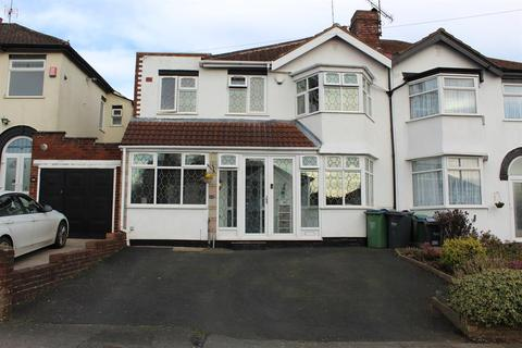 4 bedroom semi-detached house for sale - Stanley Road, Oldbury, B68 0EQ