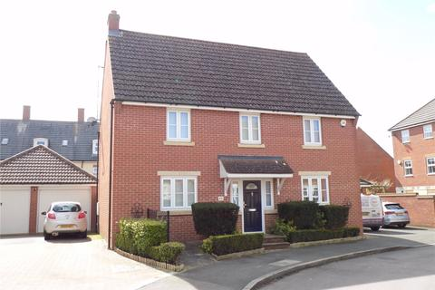 4 bedroom detached house for sale - Kingdom Crescent, Swindon, Wiltshire, SN25