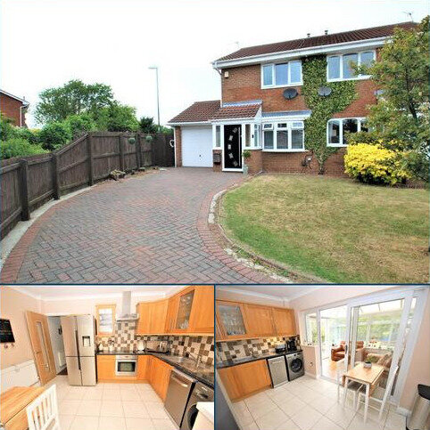 2 bedroom semi-detached house for sale - Westcliffe Way, South Shields