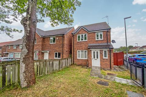 3 bedroom detached house for sale - Fairbairn Road, Peterlee, Durham, SR8 5EW
