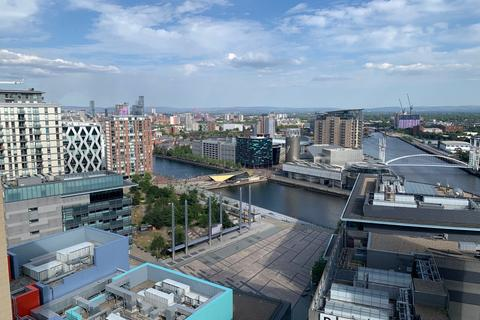 1 bedroom apartment to rent - The Lightbox, Blue Salford Quays M50
