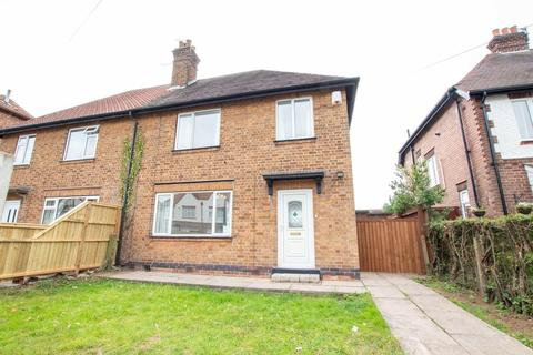 3 bedroom semi-detached house to rent - Portland Road, LONG EATON, Nottinghamshire, NG10 3FL
