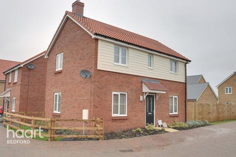 3 bedroom detached house for sale - huckle Close, Beds