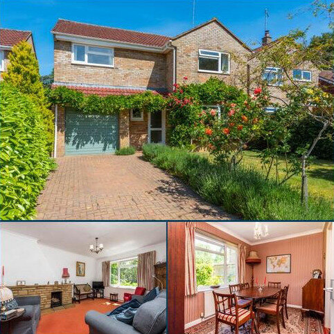 4 bedroom detached house for sale - Kings Avenue, Marcham, Abingdon, Oxfordshire