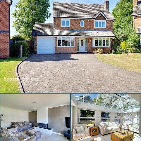 3 bedroom detached house for sale - Adlington Drive, Sandbach