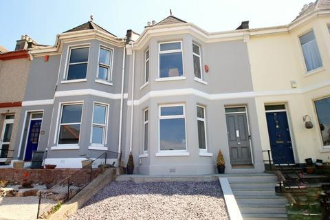 3 bedroom terraced house for sale - St. Georges Terrace, Plymouth