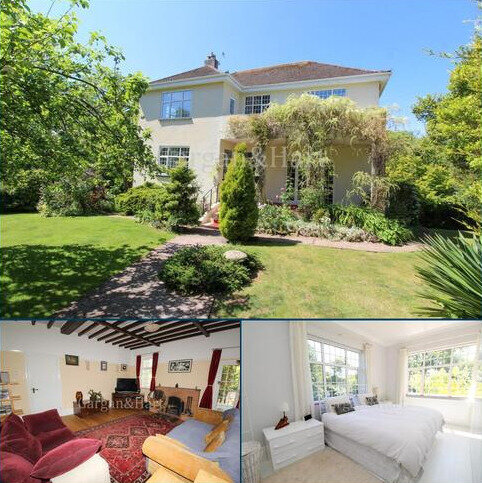 4 bedroom detached house for sale - Vicarage Hill, Torquay