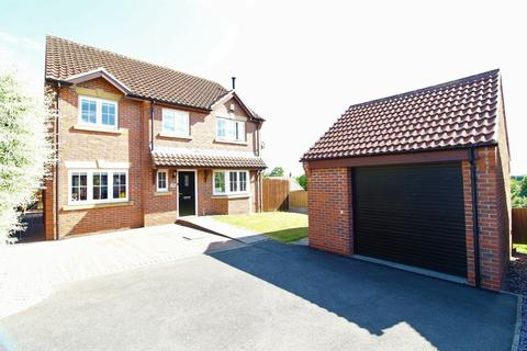 4 bedroom detached house for sale - Willoughy Chase, Gainsborough