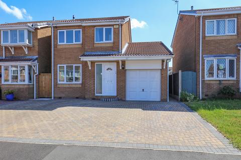 3 bedroom detached house for sale - Rufford Rise, Sothall