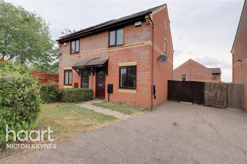 3 bedroom semi-detached house to rent - Sweetlands Corner, Kents Hill