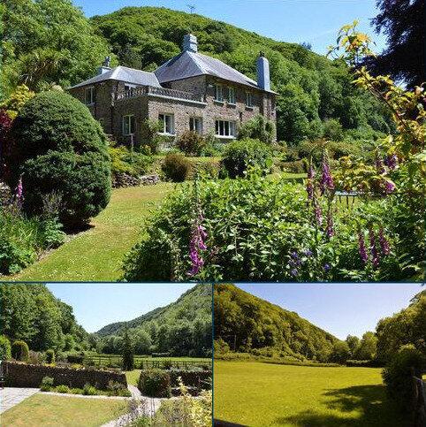 5 bedroom detached house for sale - Martinhoe, Parracombe, Barnstaple, Devon, EX31