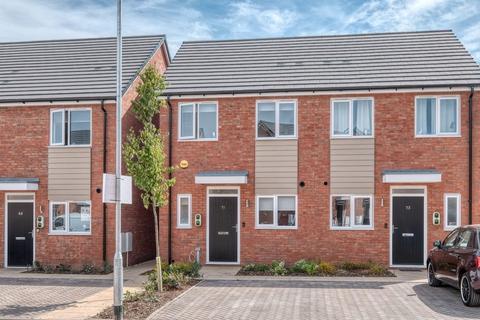2 bedroom semi-detached house for sale - Russell Street, Cofton Hackett, Birmingham, B45 8FL
