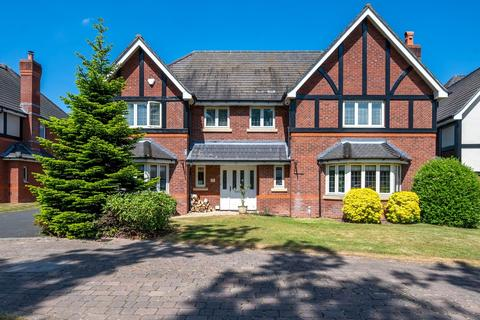 5 bedroom detached house for sale - Hinchwick Court, Dorridge