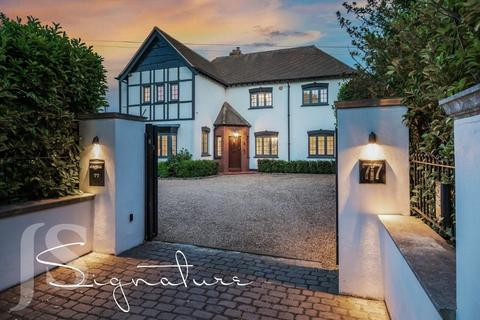 4 bedroom detached house for sale - Poulters Lane, Worthing, BN14 7SX